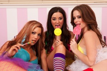 Taylor's Candy Land